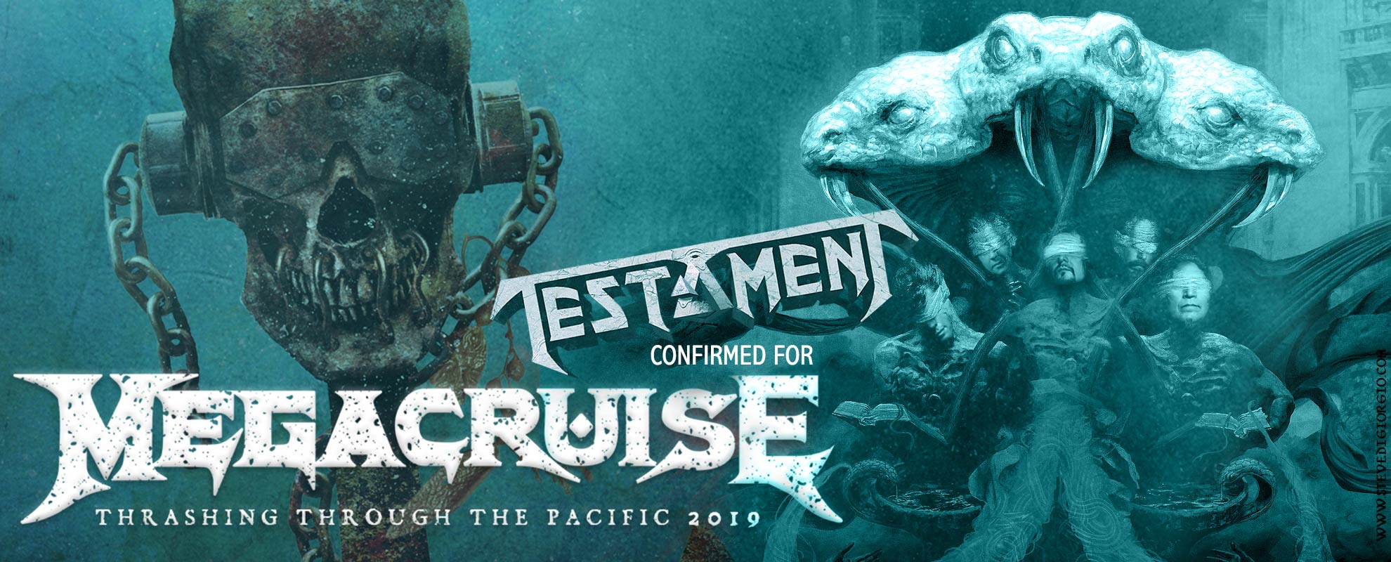 Testament MegaCruise 2019
