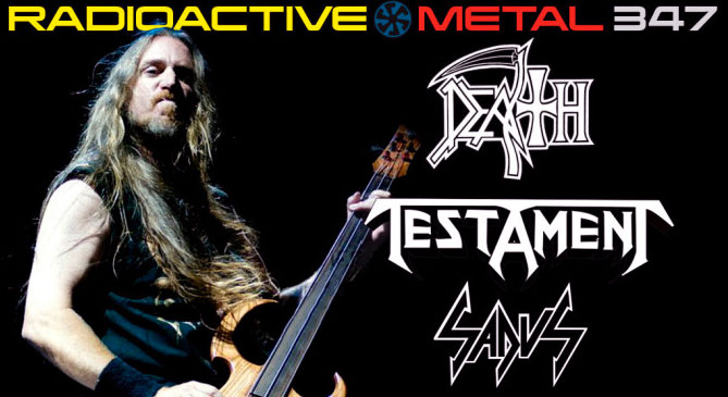 Check out this Audio interview for the RadioactiveMetal PodCast