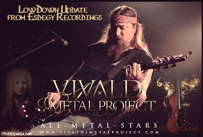 LowDown Update on Vivaldi Metal Project