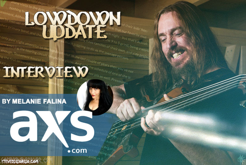 Read SDG interview for AXS