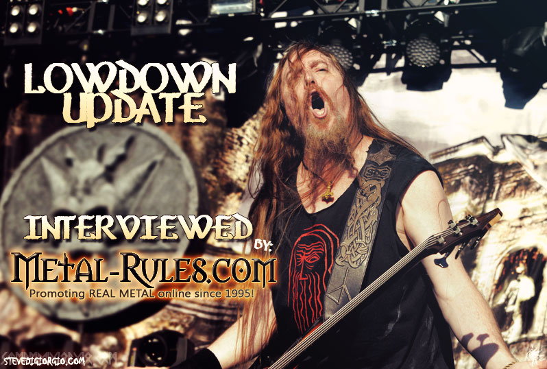 Steve Di Giorgio interviewed by Metal-Rules