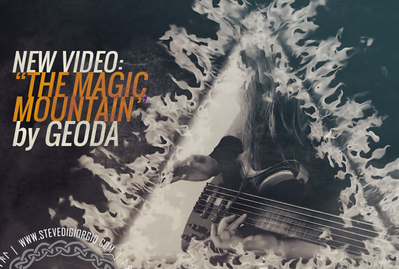 New Video from upcoming release with Geoda