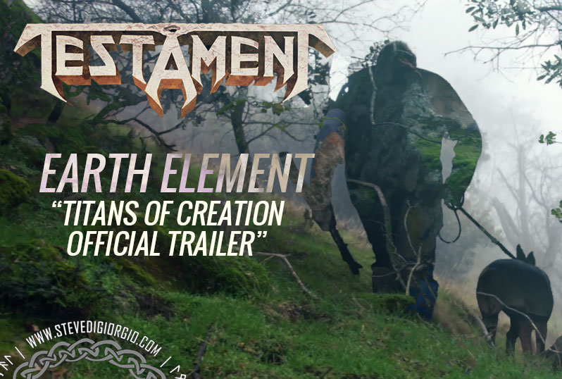 Testament Official Trailer Earth from Titans of Creation