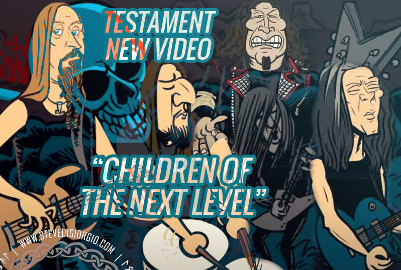 Testament New Official Video